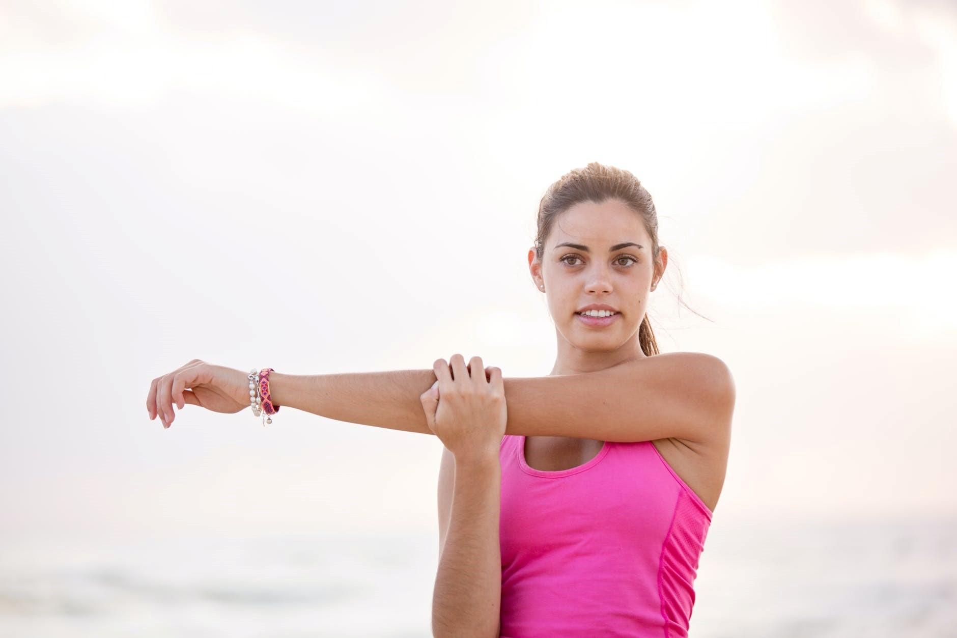 Cross-Body Shoulder Stretch