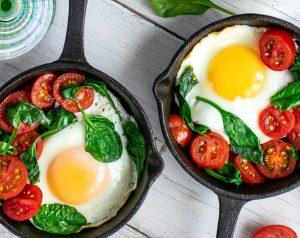 Egg Tomato Dish