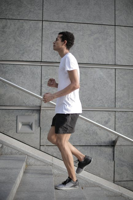 Jogging on the Spot