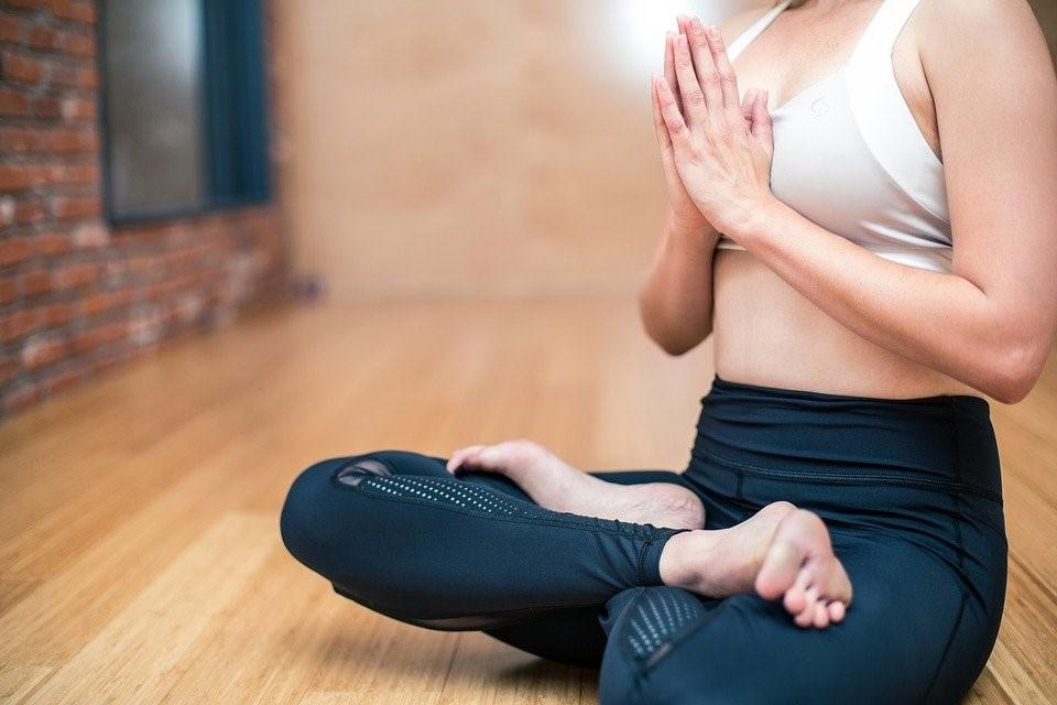 Deep Stretch Yoga Poses