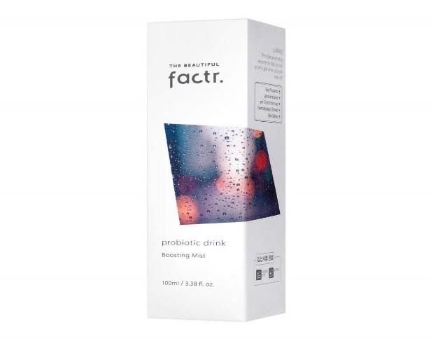The Beautiful Factr Probiotic Drink
