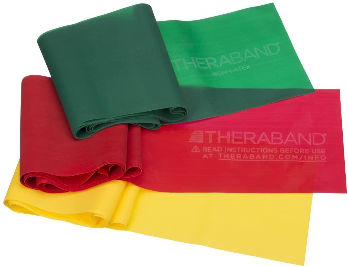TheraBand - Professional Resistance Bands Set