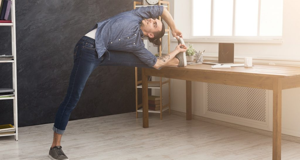 flexibility training program to get flexible body